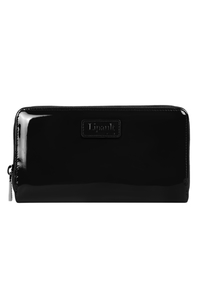 Lipault Plume Vinyle Zip Around Wallet